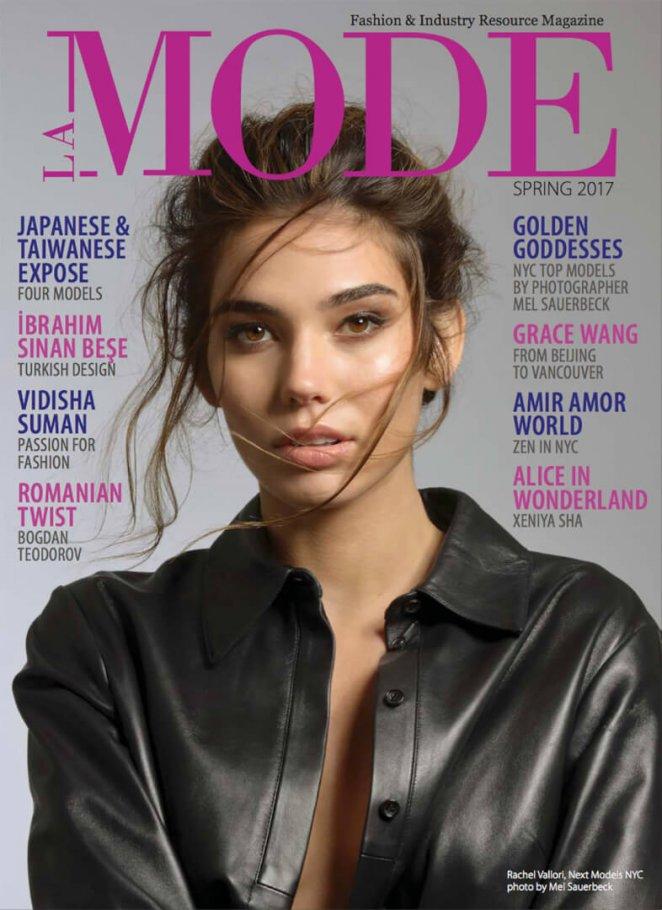 LA Mode Cover