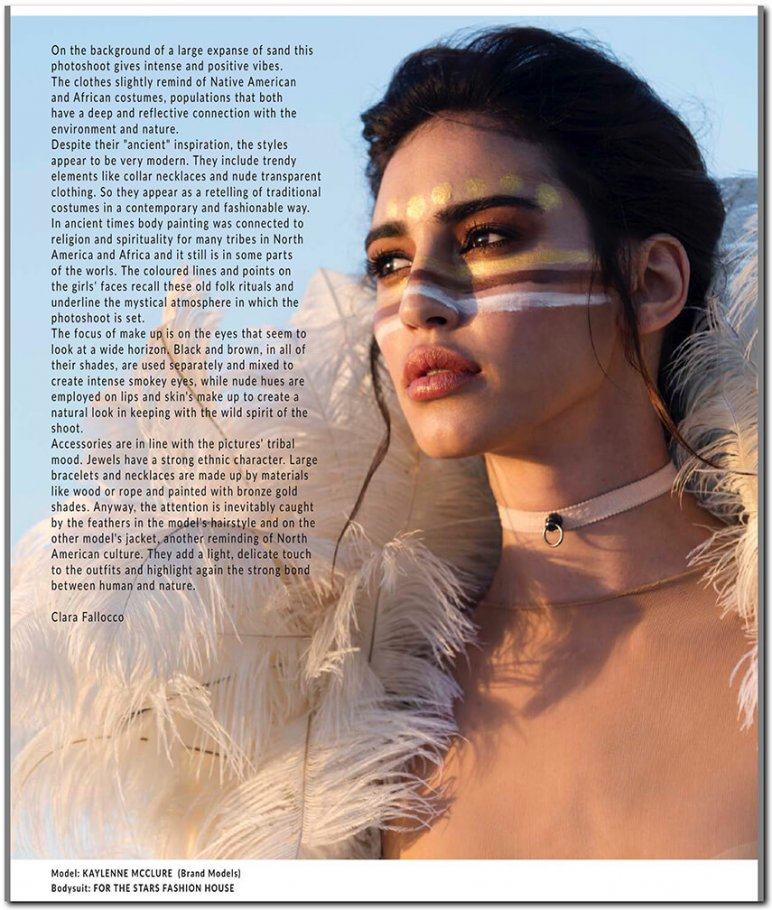 En Vie Magazine Editorial